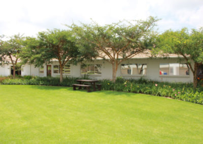 American International School - Hard & Soft Landscaping