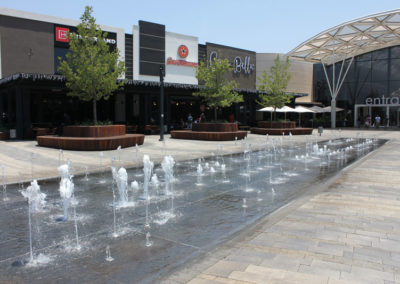 Mall of Africa - Water Feature