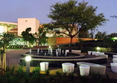 Telkom - Head Office - Water Feature & Landscaping