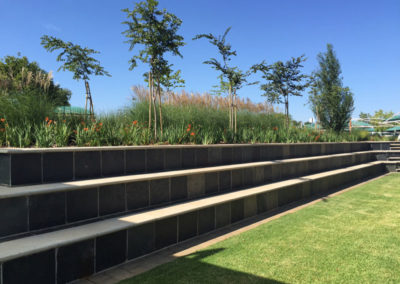 Telkom - Head Office - Landscaping