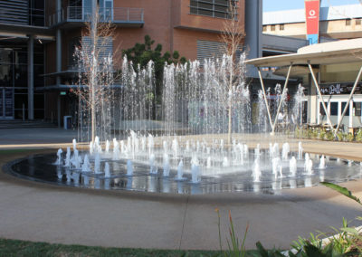 Loftus Park - Water Feature