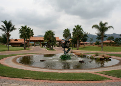 The Island Estate - Harties - Water Feature