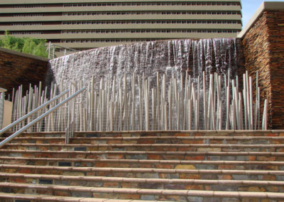 UNISA - Water Feature