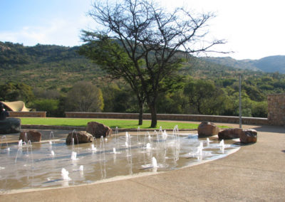 Walter Sisulu Botanical Gardens - Water Feature